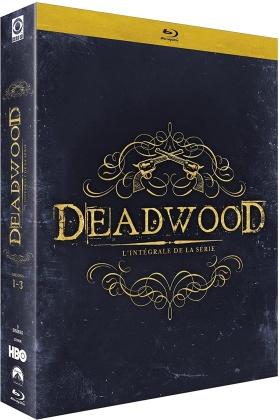 Deadwood - L'intégrale (9 Blu-ray)