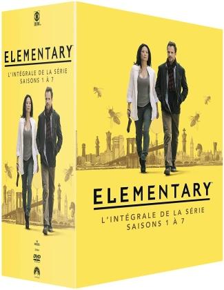 Elementary - L'intégrale de la série - Saisons 1-7 (39 DVDs)