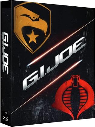 G.I. Joe : Le réveil du Cobra / G.I. Joe : Conspiration (Neuauflage, 2 Blu-rays)