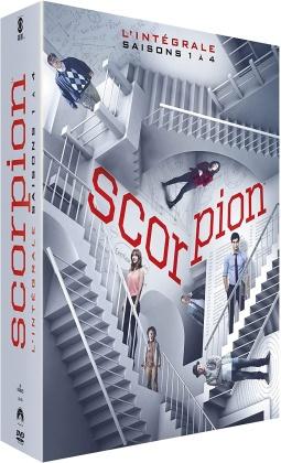 Scorpion - L'Intégrale (24 DVD)