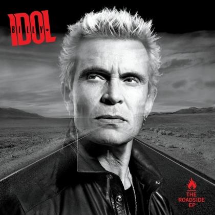 "Billy Idol - The Roadside EP (12"" Maxi)"
