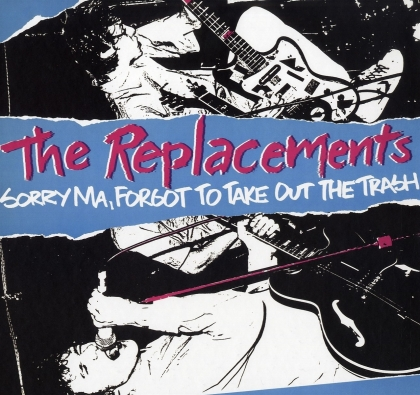"""The Replacements - Sorry Ma Forgot To Take Out The Trash (Boxset, Deluxe Edition, LP + 4 CDs + 7"""" Single)"""