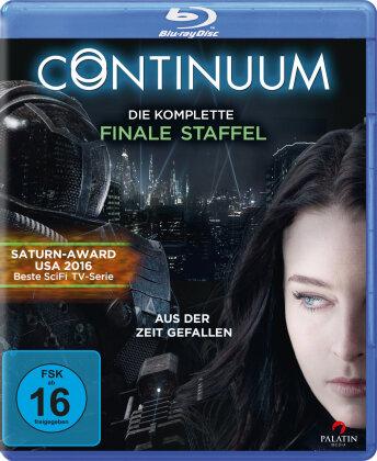 Continuum - Staffel 4 - Die finale Staffel