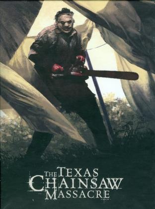 The Texas Chainsaw Massacre (2003) (Piece of Art Box, Edizione Limitata)