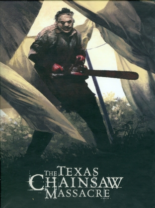 The Texas Chainsaw Massacre (2003) (Piece of Art Box, Limited Edition)