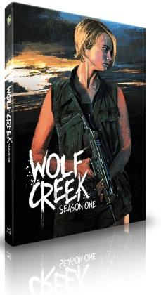 Wolf Creek - Staffel 1 (Cover A, Limited Edition, Mediabook, 2 Blu-rays)