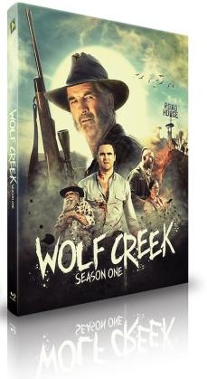 Wolf Creek - Staffel 1 (Cover B, Limited Edition, Mediabook, 2 Blu-rays)