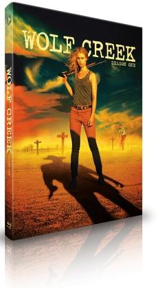 Wolf Creek - Staffel 1 (Cover C, Limited Edition, Mediabook, 2 Blu-rays)