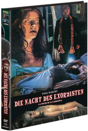 Die Nacht des Exorzisten (1975) (Cover A, Limited Edition, Mediabook, Blu-ray + DVD)