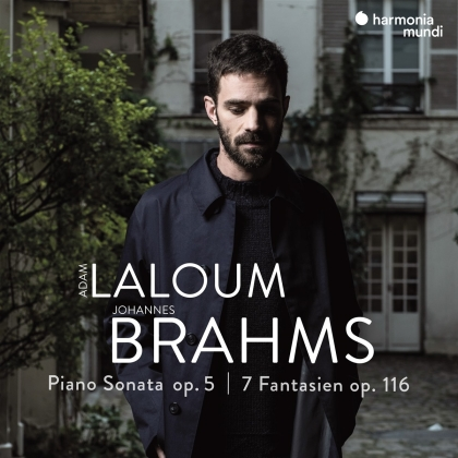 Laloum Adam & Johannes Brahms (1833-1897) - Piano Sonata op.5/7 Fantasien op.116