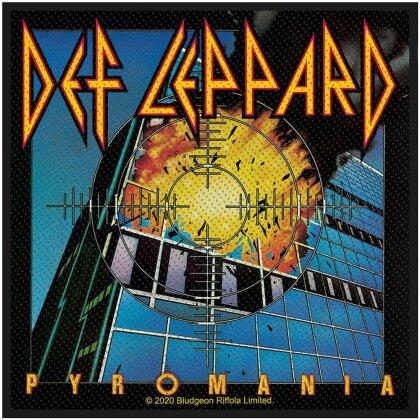 Def Leppard - Pyromania (Patch)