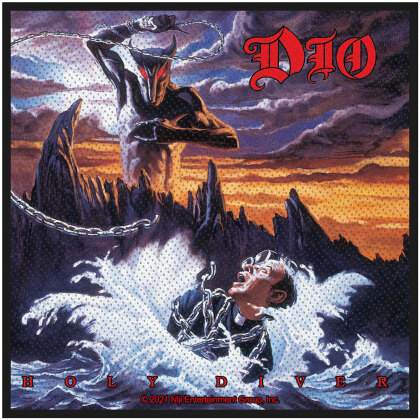 DIO - Holy Diver (Patch)