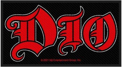 DIO - Logo (Patch)