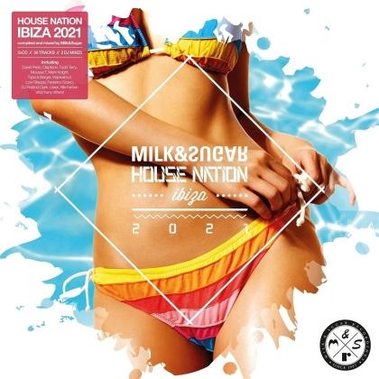 House Nation Ibiza 2021 By Milk & Sugar (2 CDs)