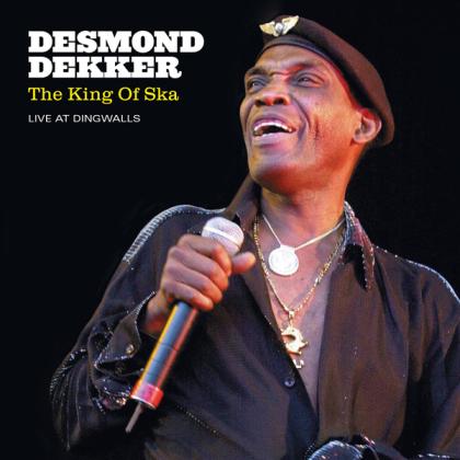 Desmond Dekker - King Of Ska - Live Ata Dingwalls (2 LPs)