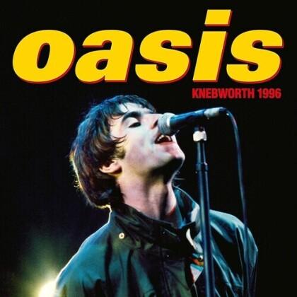 Oasis - Knebworth 1996 (3 DVDs)