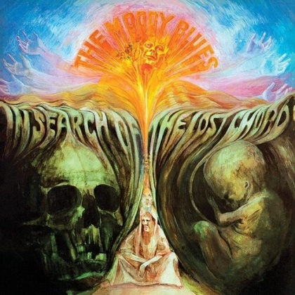 The Moody Blues - In Search Of The Lost Chord (2021 Reissue, Friday Music, Limited Edition, LP)