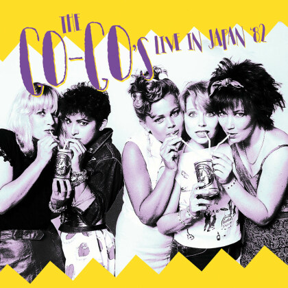 The Go-Gos - Live In Japan '82