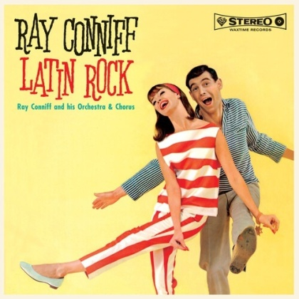 Ray Coniff - Latin Rock (Waxtime, LP)