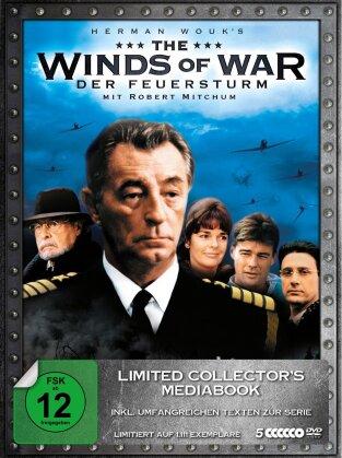 The Winds of War - Der Feuersturm (Limited Collector's Edition, Mediabook, 5 DVDs)