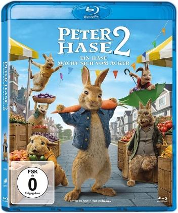 Peter Hase 2 - Ein Hase macht sich vom Acker (2021)