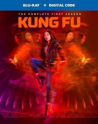 Kung Fu - Season 1 (3 Blu-rays)