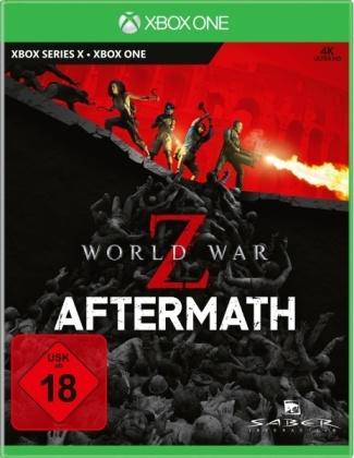 World War Z - Aftermath (German Edition)