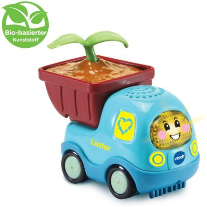 Tut Tut Baby Flitzer - Laster (aus bio-basiertem Kunststoff)