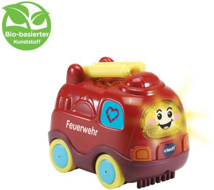 Tut Tut Baby Flitzer - Feuerwehr (aus bio-basiertem Kunststoff)