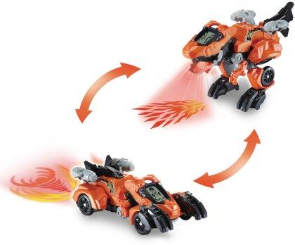 Switch & Go Dinos - Fire-T-Rex