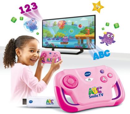 ABC Smile TV pink