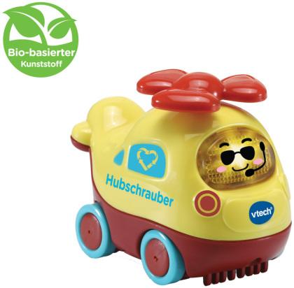 Tut Tut Baby Flitzer - Hubschrauber (aus bio-basiertem Kunststoff)