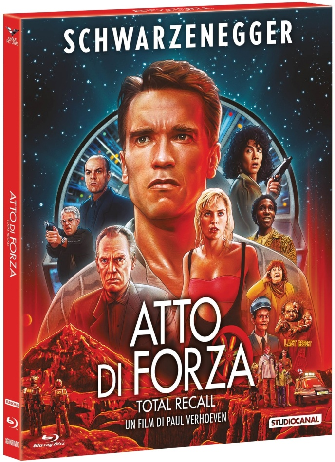 Atto di forza - (Ever Green Collection) (1990)