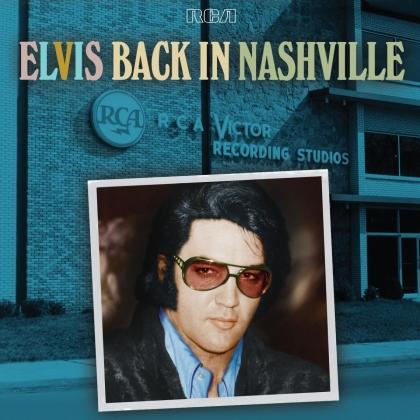 Elvis Presley - Back In Nashville (2 LPs)