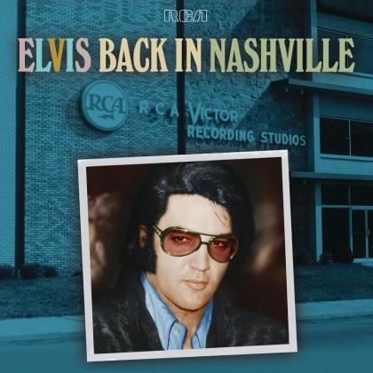 Elvis Presley - Back In Nashville (4 CDs)