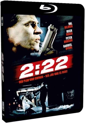 2:22 (2008) (Limited Edition, Uncut, Blu-ray 3D + DVD)