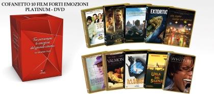 Cofanetto 10 Film Forti Emozioni Platinum (10 DVDs)