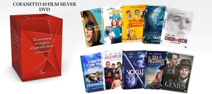 Cofanetto 10 Film Forti Emozioni Silver (10 DVDs)