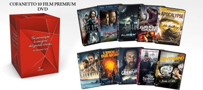Cofanetto 10 Film Premium (10 DVDs)