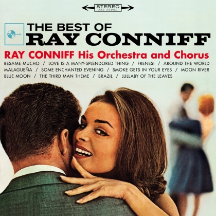 Ray Conniff - 20 Greatest Hits (Pan Am Records, LP)