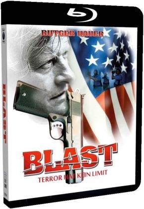 Blast (1997) (Limited Edition, Uncut, Blu-ray + DVD)