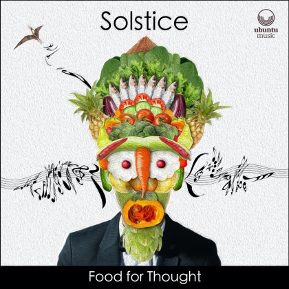 Solstice - Food For Thought (Digipack)