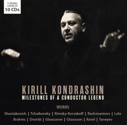 Kirill Kondrashin - Original Albums (Boxset, 10 CDs)