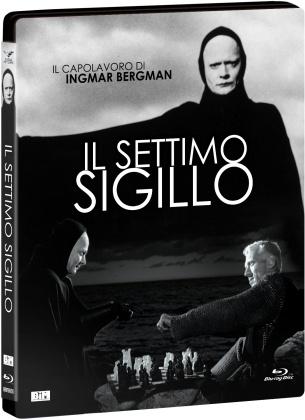 Il settimo sigillo (1957) (Il Collezionista, s/w, Blu-ray + DVD)