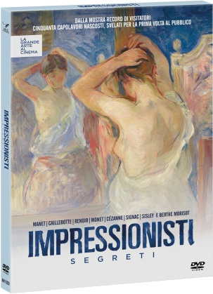 Impressionisti segreti (2020) (La Grande Arte, Greenpack)
