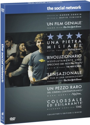 The Social Network (2010) (Ever Green Collection, 2 DVD)