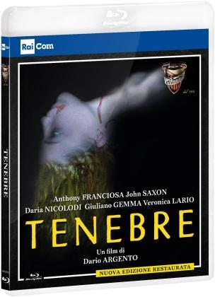 Tenebre (1982) (Titanus, Newly Remastered)