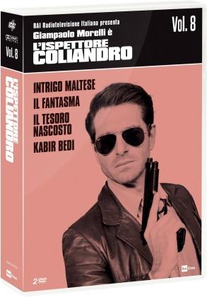L'ispettore Coliandro - Stagione 8 (2 DVDs)