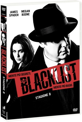 The Blacklist - Stagione 8 (6 DVDs)