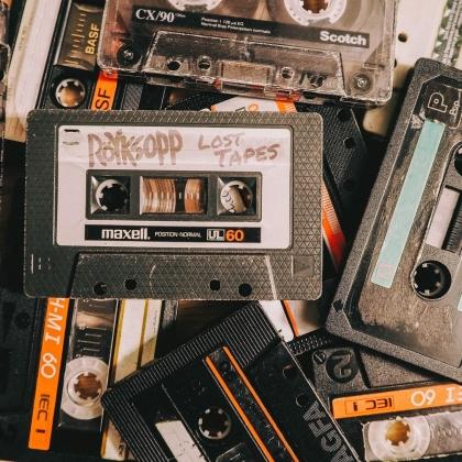 Röyksopp - Lost Tapes